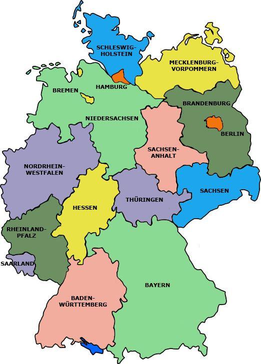 Bundesländer Karte Mit Plz.Cater24 De Bringdienst Lieferservice Pizza Getränke Catering