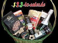123-to-cater.de<br /> Geschenk- und Präsentkörbe <br />besondere Überraschungen